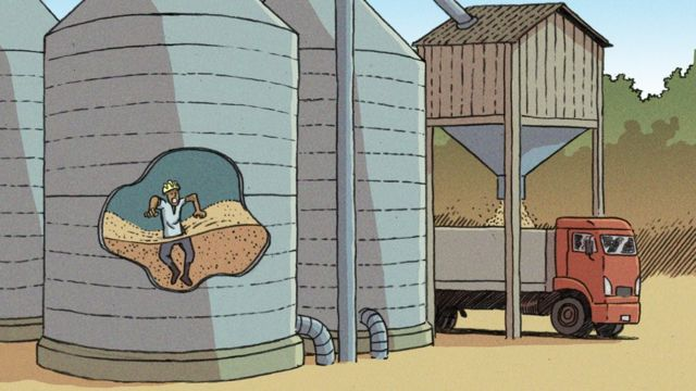 Como evitar acidentes em silos e armazéns graneleiros?