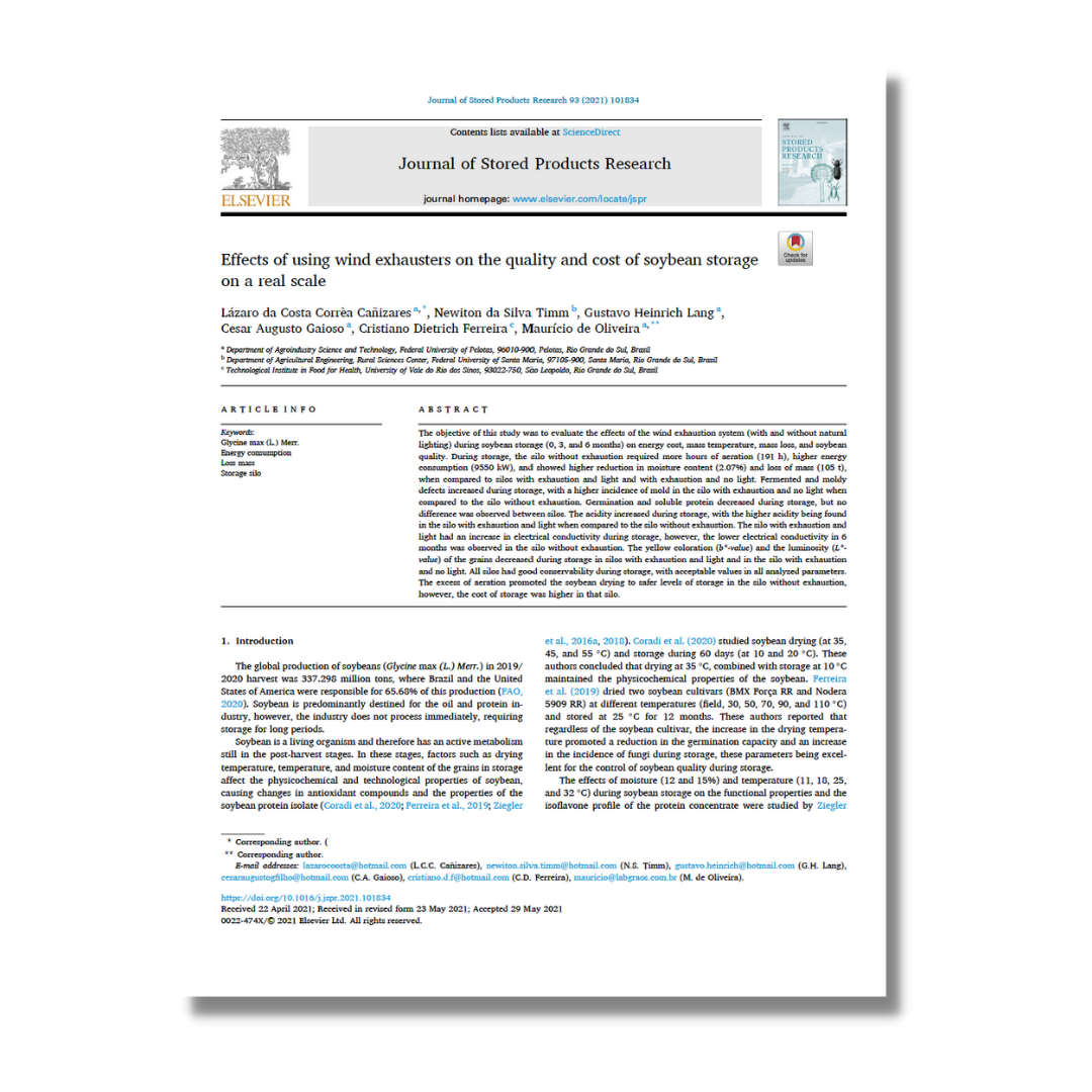 Journal of Stored Products Research